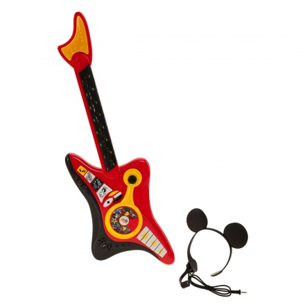 Mickey Jam and Keys Guitar