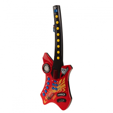 Cars 2 Rocking Sounds Electric Guitar
