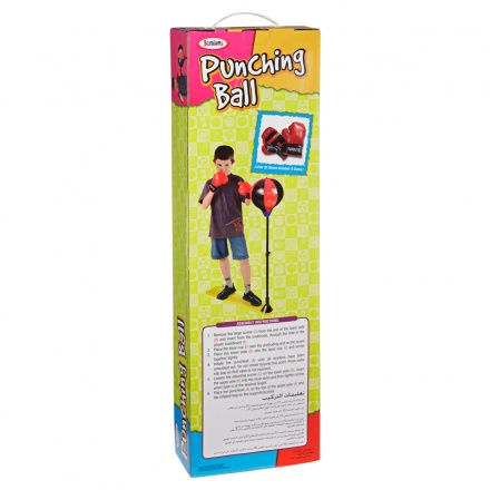 Juniors Punching Ball