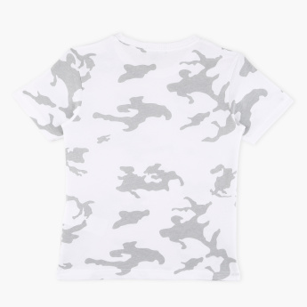 Bossini Printed Short Sleeves T-Shirt