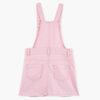 Bossini Pocket Detail Dungaree