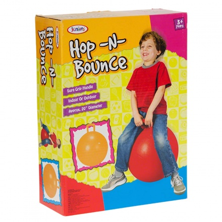 Juniors Hop-N-Bounce