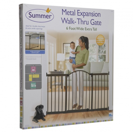 Summers Tall Expansion Gate