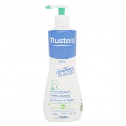 Mustela Dermo-Cleansing Hair and Body Gel