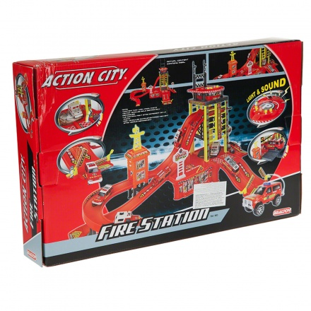 Action City Fire Station