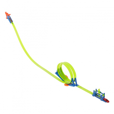 Action City Double Loop Speed Tracks