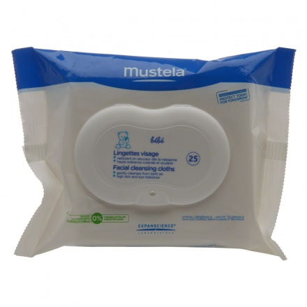 Mustela Facial Cleansing Cloth