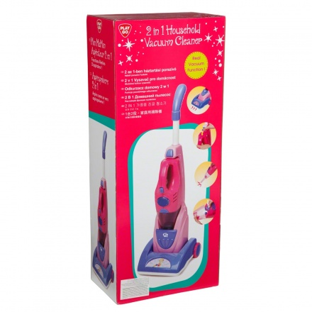 Playgo 2-in-1 Household Vacuum Cleaner