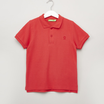 Bossini Polo Neck Short Sleeves T-Shirt