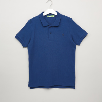 Bossini Short Sleeves Polo Neck T-Shirt