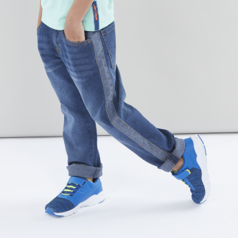 Bossini Denim Jeans with Adjustable Waistband