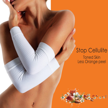 Lytess Anti-Cellulite Micro-Massaging Sleeves - Free Size