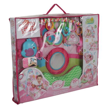 Juniors Baby's Play Place Playmat