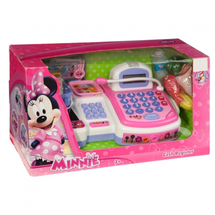 Minnie Mouse Cash Register