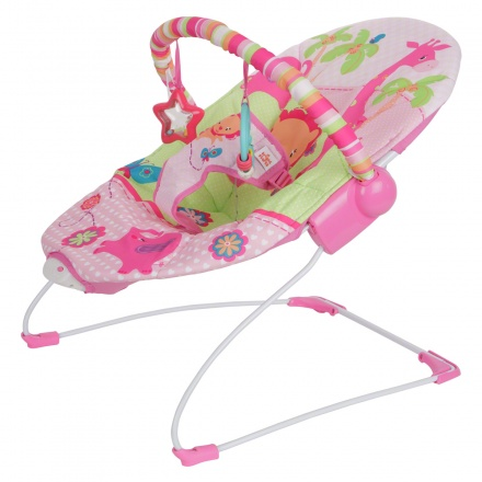 Bright Star Kids II Zsa Zsa Zoo Bouncer