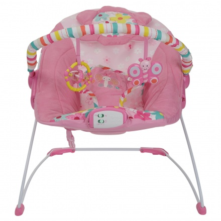 Bright Star Butterfly Cut-outs Bouncer