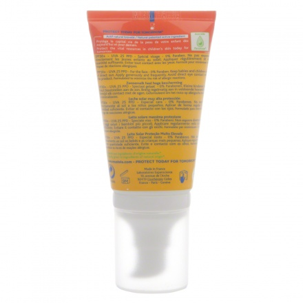 Mustela Face Protection Lotion with SPF 50+