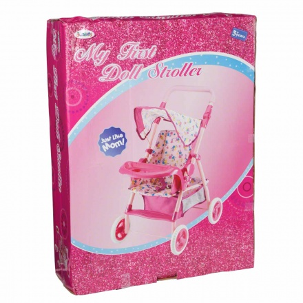 Juniors My First Doll Stroller