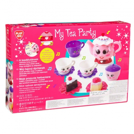 Playgo My Tea Party