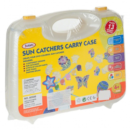 Juniors Sun Catchers Carry Case