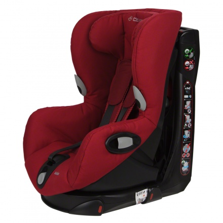 Maxi-Cosi Axiss Car Seat- Red