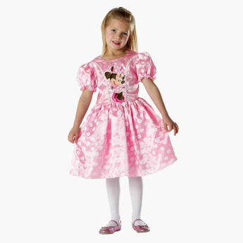 Rubies Minnie Mouse Printed Costume