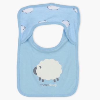 Juniors Printed Baby Bib