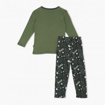 Juniors Pyjama Set