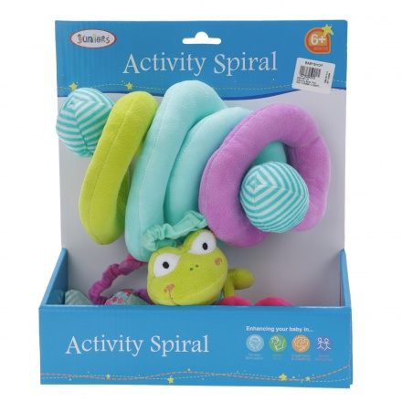 Juniors Activity Spiral