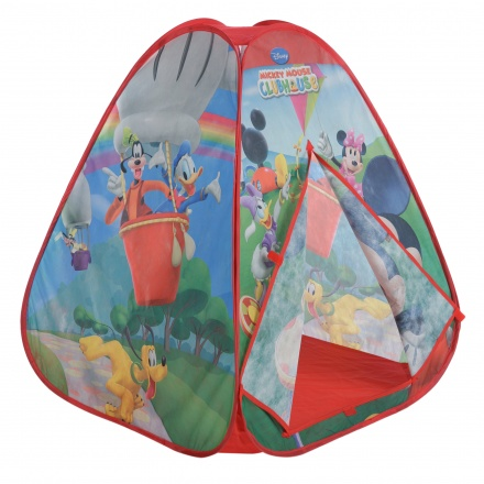 Mickey Mouse Club House Pop Up Tent  sc 1 st  Centrepoint & Mickey Mouse Club House Pop Up Tent | Outdoor Play | Boysu0027 Toys ...
