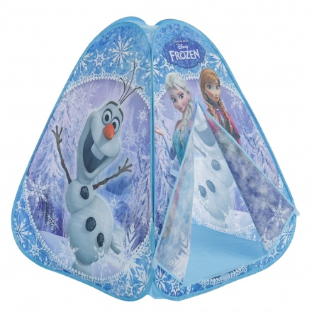 Frozen Pop Up Tent