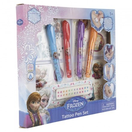 Frozen Tattoo Pen Set
