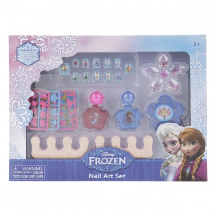 Frozen Nail Art Set