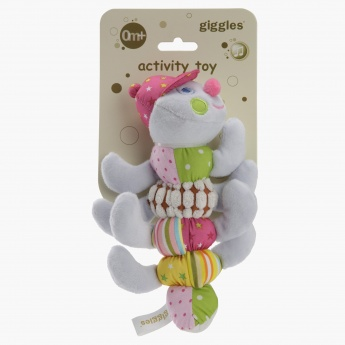 Giggles Caterpillar Musical Toy