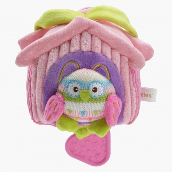 Giggles Owl Laughing Toy