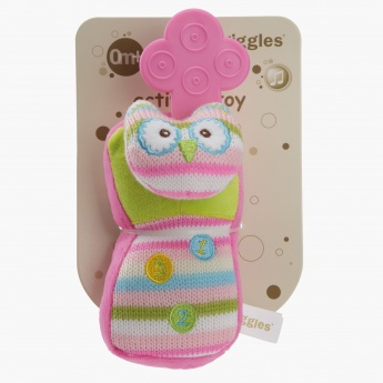 Giggles Owl Mobile Toy