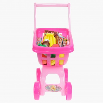 Barbie Supermarket Trolley
