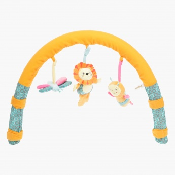 Giggles Lion Stroller Bar
