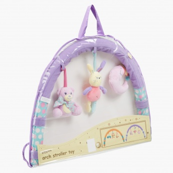 Giggles Arch Stroller Toy