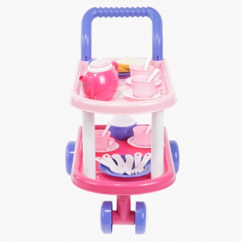 Playgo Tea Time Trolley