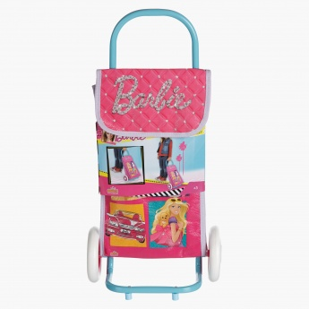 Barbie Shopping Trolley