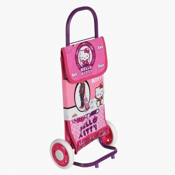 Hello Kitty Shopping Trolley