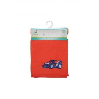 Cars Solid Colour Blanket - 102 x 152 cms
