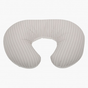 Juniors Striped Nursing Pillow