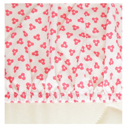 Juniors Floral Fitted Sheet