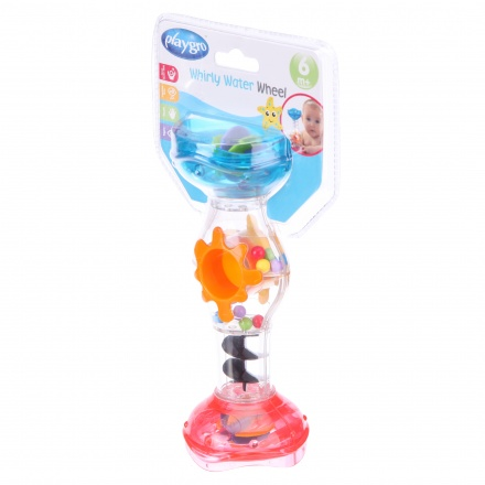 Playgro Whirly Water Wheel