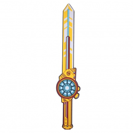 The Keedoz Universe Iron Style Sword