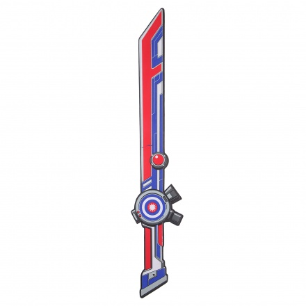 The Keedoz Universe Captain Style Sword