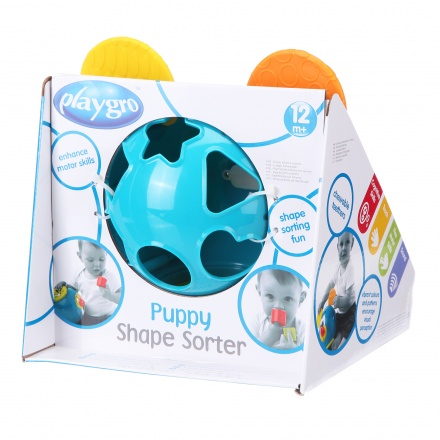 Playgro Puppy Shape Sorter