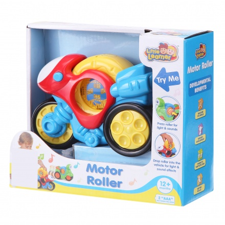 Happy Kid Motor Roller